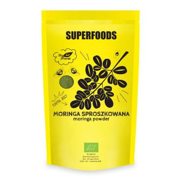 BIO PLANET SUPERFOODS Moringa Powdered BIO 150g