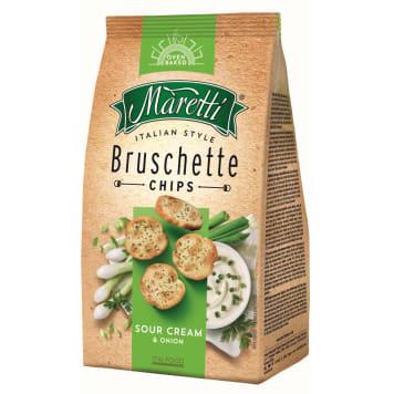 MARETTI Bruschetta of cream and onion 70g