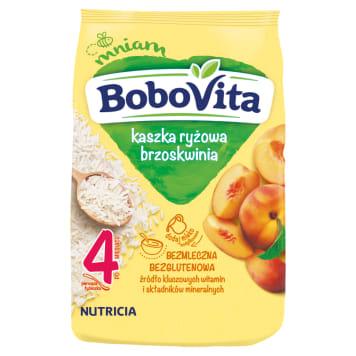 BOBOVITA - kasza ryżowa. Zdrowy posiłek dla niemowląt