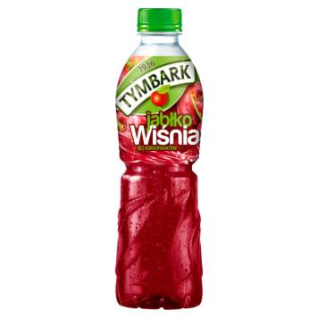 TYMBARK - wiśnia - napój. Naturalny napój owocowy