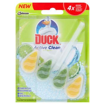 DUCK Active Clean Toilet pendant with lemon scent 1pc