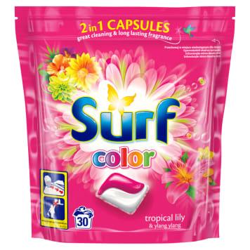SURF Color Capsules for washing color Tropical Lily and Ylang Ylang 30 pcs 723g