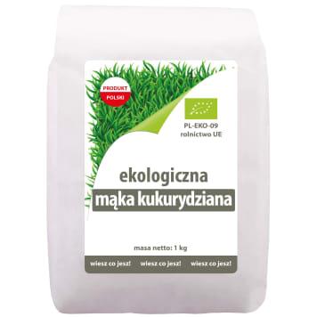 EKOLOGIKO Mąka kukurydziana BIO 1kg