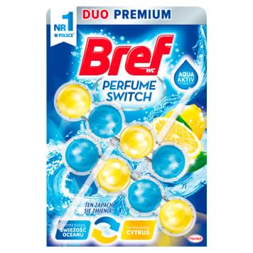 BREF Perfume Switch Pendant for the toilet - Freshness of the ocean - Citrus 2x50g 1pc