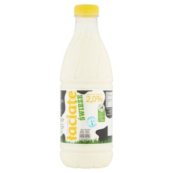 Mleko 2% w butelce - Łaciate