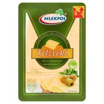 Ser Tylżycki w plastrach - Mlekpol. Najwyższa jakość i wyjątkowy smak.