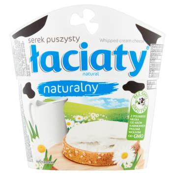Serek puszysty naturalny - Łaciaty. Dbanie o dobry poziom wapnia i białka w diecie to obowiązek.