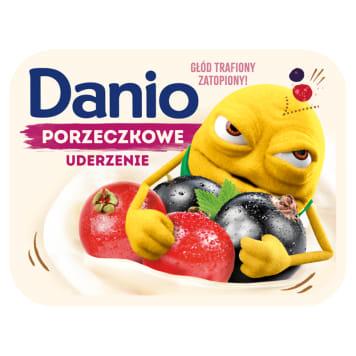 DANONE DANIO Cheese homogenized with currants 135g