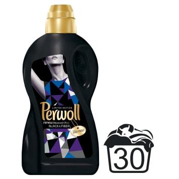 PERWOLL Black Limited Edition Liquid for washing fabrics in dark colors 1.8l