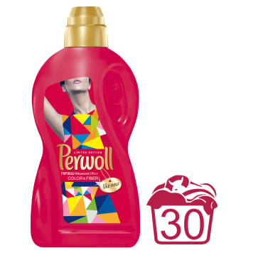 PERWOLL Color Limited Edition Liquid for washing colored fabrics 1.8 l
