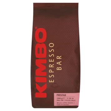 KIMBO Espresso Bar Prestige Mieszanka kawy palonej ziarno 1kg