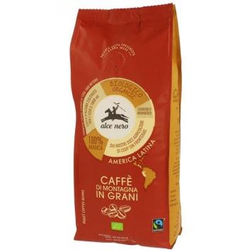 ALCE NERO Coffee 100% Arabica Fair Trade BIO 500g