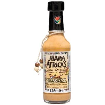 Sos habanero – Mama Africa_ATS. Papryczki nadają sosowi nieprzeciętnie osty smak.