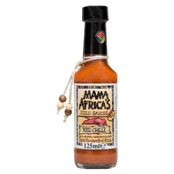 MAMA AFRICA'S Sos red chilli pikatny (6/10) 125ml