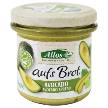 ALLOS Cream paste with gluten-free BIO avocado 140g
