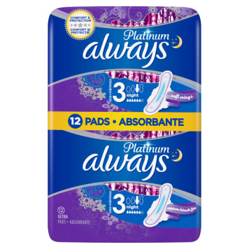 ALWAYS PLATINUM Ultra Normal + Pads with wings x 16 1pc