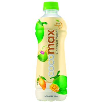 COCOMAX Coconut water with mango 350 ml