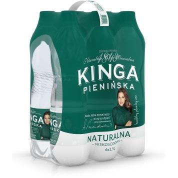 KINGA PIENIŃSKA Low-sodium natural mineral water 9l