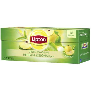 LIPTON Green tea Quince 25 bags 40g