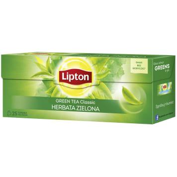 Zielona herbata Green Tea - Lipton