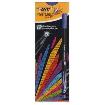 BIC Intensity Fine Fineliner blue 1pc