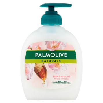 Mydło w płynie 300ml PALMOLIVE - łagodne oczyszczenie i pielęgnacja dłoni