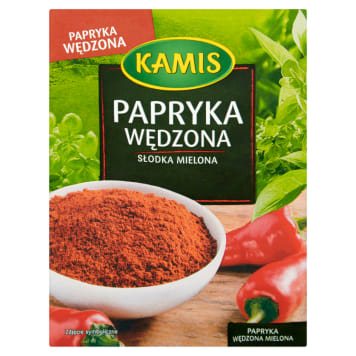 KAMIS Sweet minced smoked pepper 20g