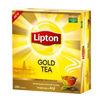 LIPTON GOLD Black tea 100 bags 150g