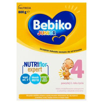 Mleko modyfikowane dla dzieci - BEBIKO.Produkt przaznaczony dla najmłodszych.