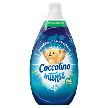 COCCOLINO Intense Concentrate for rinsing Fresh Sky 960ml