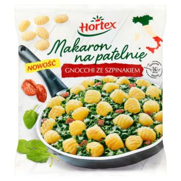 HORTEX Pasta for Gnocchi with spinach 450g