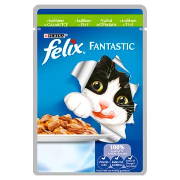 Purina Felix Fantastic - pokarm dla kotów z królikiem: to, o czym marzy Twój kot