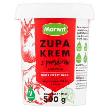 MARWIT Tomatoe cream with basil 500g