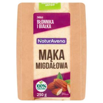 NATURAVENA Mąka migdałowa 250g