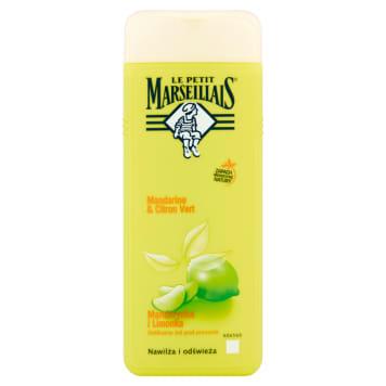 Le Petit Marseillais - Delikatny żel pod prysznic. Do codziennej pielęgnacji skóry ciała.