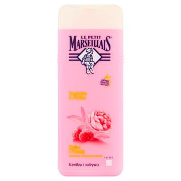 LE PETIT MARSEILLAIS Raspberry and peony cream shower gel 1pc