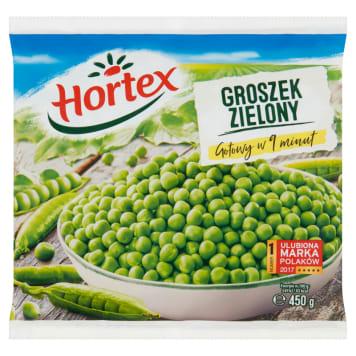 Zielony groszek - Hortex. Doskonały do sałatek czy risotto.