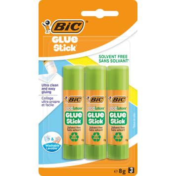 BIC Ecolutions Glue sticks 3 pcs 24g
