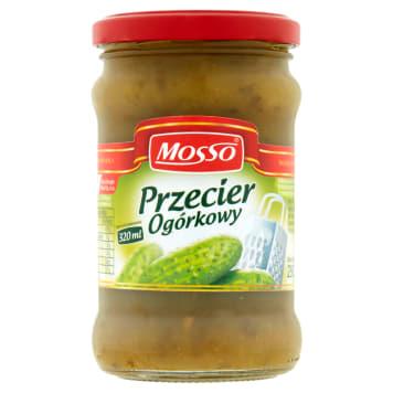 Przecier ogórkowy Mosso - podstawa do zupy ogórkowej. Bogaty w witaminę C.