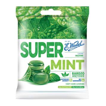 WEDEL SuperMint Mint candies 90g