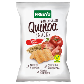 QUINOA Tomato snacks 70g