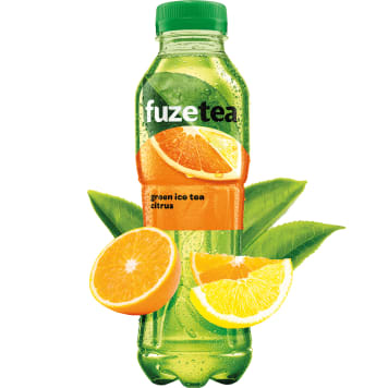 FUZETEA A lemon-flavored drink with green tea extract 500 ml