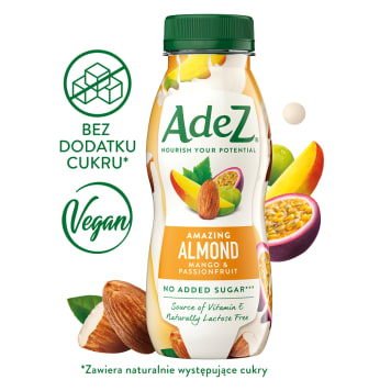 ADEZ Almond drink with fruit juices 250 ml
