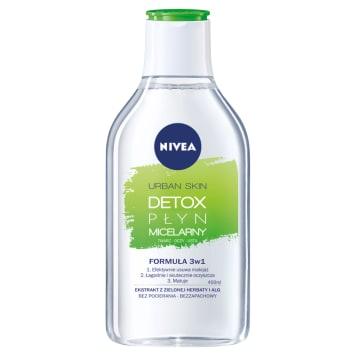 NIVEA Urban Skin Detoks Płyn micelarny 400ml