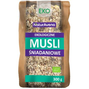 NATURAVENA Muesli breakfast BIO 300g