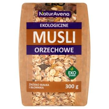 NATURAVENA Nuts musli BIO 300g