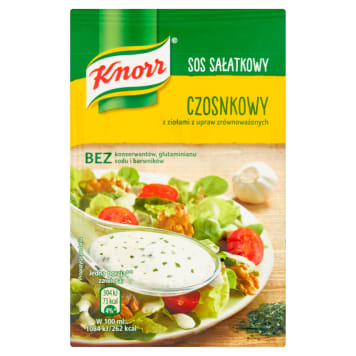 KNORR Garlic salad dressing 8 g