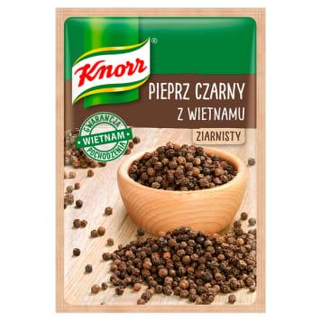 KNORR Black pepper from Vietnam grainy 16g