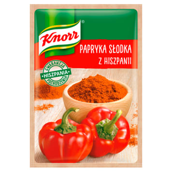 KNORR Sweet peppers from Spain 20g
