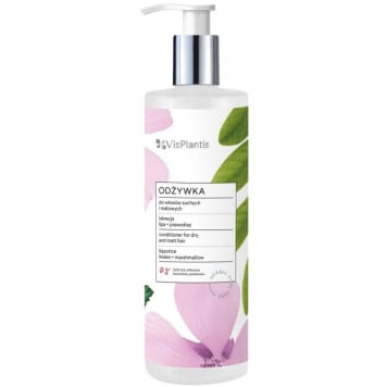 VIS PLANTIS Conditioner for dry and matte hair 400ml